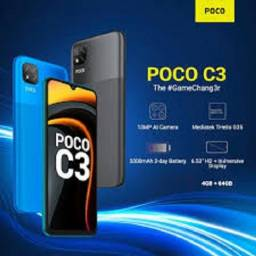 Poco C3 Verde/Azul 4+64Gb