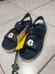 Crocs Mickey nova original - tamanho 32<br>