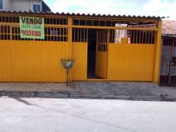 Casa 2 Quartos, Com Casa de Fundos Na Laje Samambaia, Aceito Carro -Valor!!!!