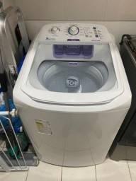 Máquina de Lavar 10,5kg Electrolux Branca Turbo Economia, Jet&Clean (LAC11)