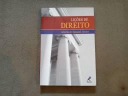 Livro lições de Direito