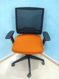 Cadeira de escritório Diretor Cavaletti Nova