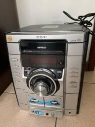 Mini System Sony Genezi - MHC RG 270