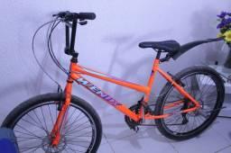 Bike aro 26 com macha