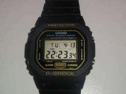 Casio G-shock Dw-5600 Dw 5600 Fundo Rosca Ouro Modulo 901