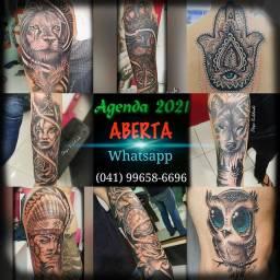 Faça aqui sua Nova Tatuagem.