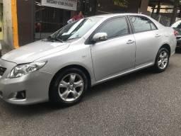 Corolla xei aut flex 2009 +baixa km +mais novo de sp+blindado n.3a