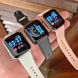 Relógio smartwatch no precinho