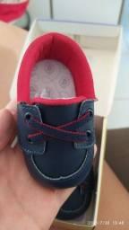 Sapato de bebe número 3
