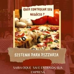 Sistemas para Pizzarias