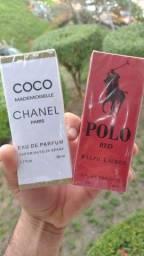 Perfumes importados..... 25 reais