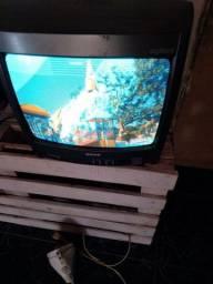 Tv turbo 14 polegadas
