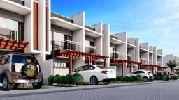 Lindas casas duplex em condomínio no Mestre Antônio Caucaia