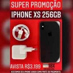 MEGA PROMOÇÃO XS 256GB PRETO