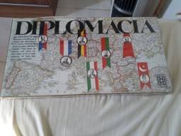 Jogo diplomacia da Grow antigo