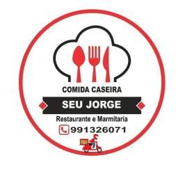 """Comida Caseira """"Seu Jorge"""""""