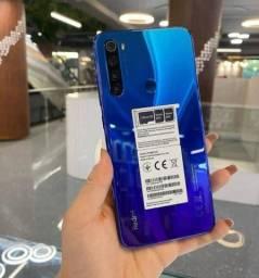 Note 8 / SmartPhone lacrado / versão global / 64 gigas / Câmera de 48 MEGAPIXELS
