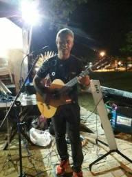 Violonista e guitarrista