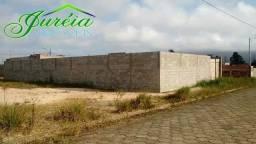 Terreno com 300 m² no Flora Rica II. Peruíbe/SP T1087