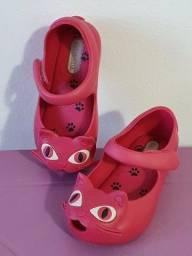 Lote de sandalia infantil