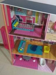 Casa da Barbie 3 andares