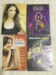 Lote DVD + Blu-ray