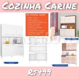 Armário de cozinha Carine armário de cozinha Carine 00009928