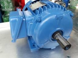 Motor elétrico trifásico 2 cv rpm 1740.