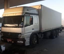 Mercedes Benz Atego 2425 Cabine Leito (Teto alto)