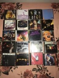CDs de Rock diversos