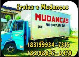 MUDANÇA & FRETES EM GERAL
