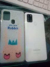 Samsung A21s com caixa completo