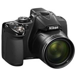 Câmera Digital Nikon Coolpix P530  + Tripé semi profissional.