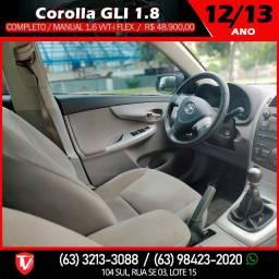 Toyota Corolla GLI 1.8 Manual VVT-i (flex) 2012/2013
