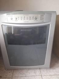 Lava louça Cinza 110v 8 serviços Brastemp