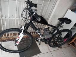 Bicicleta motorizada 2 tempos
