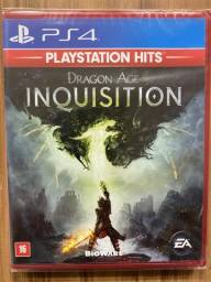 Dragon Age Inquisition - Ps4 Mídia Física Lacrado