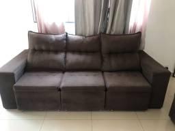 Jogo de sofá Atlântida móveis
