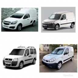 Agregamos veículos utilitários para Marilia - SP