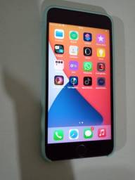 iPhone 6s Plus 32 troco ou vendo
