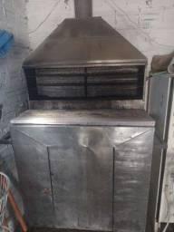 Casinha de churrasquinho