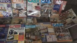 Lote de revistas usada