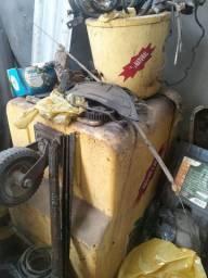 Carro de coco