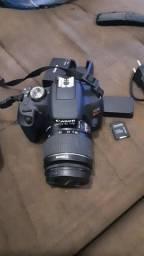 Camera Fotográfica Canon  EOS Rebel T7