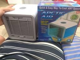 Ar condicionado portátil entrego