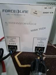 Transformador Forceline 3000 VA