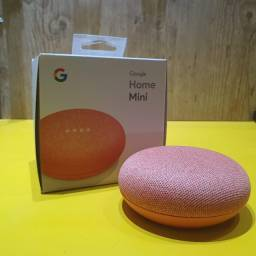 Google Home Mini Coral/Laranja
