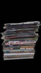 DVDs Shows - 70 títulos incríveis - Todos.