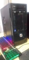 Pc gamer asus intel QUAD CORE GTX 580 MEMÓRIA 6GB HD 500GB WINDOWS 10 ACEITO PROPOSTAS