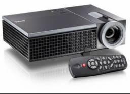Projetor Dell 1510X 3500 Lumens Hdmi Ótima Resolução e Imagem com Luz Garantia Parcelo NF